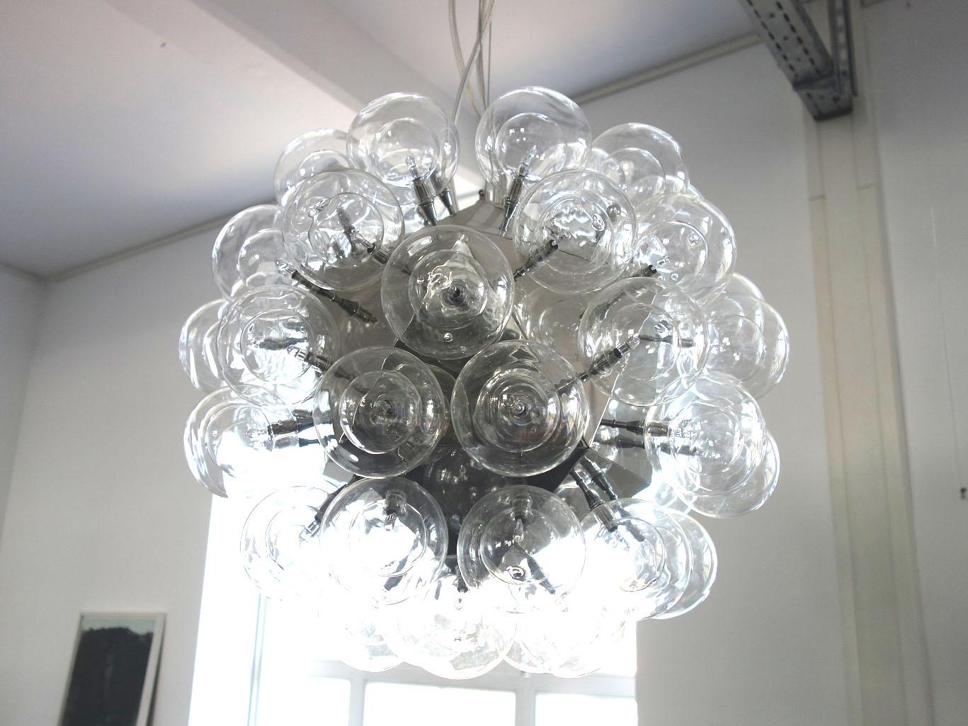 design h ngeleuchte fleiner flower b. Black Bedroom Furniture Sets. Home Design Ideas